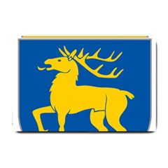 Coat of Arms of Aland Small Doormat
