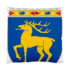 Coat of Arms of Aland Standard Cushion Case (One Side)