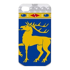 Coat of Arms of Aland Apple iPhone 4/4S Hardshell Case