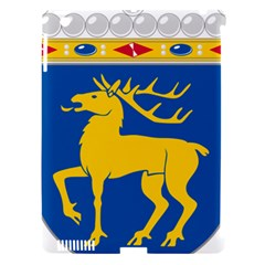 Coat of Arms of Aland Apple iPad 3/4 Hardshell Case (Compatible with Smart Cover)