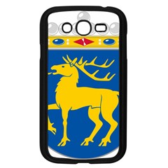 Coat of Arms of Aland Samsung Galaxy Grand DUOS I9082 Case (Black)