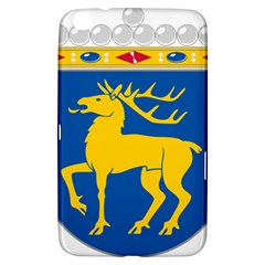 Coat of Arms of Aland Samsung Galaxy Tab 3 (8 ) T3100 Hardshell Case