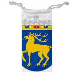 Coat of Arms of Aland Jewelry Bag