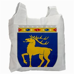 Coat of Arms of Aland Recycle Bag (Two Side)