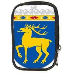 Coat of Arms of Aland Compact Camera Cases