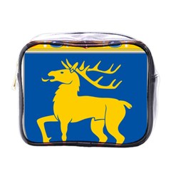 Coat of Arms of Aland Mini Toiletries Bags