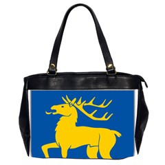 Coat of Arms of Aland Office Handbags (2 Sides)