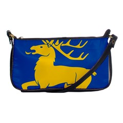 Coat of Arms of Aland Shoulder Clutch Bags