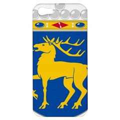 Coat of Arms of Aland Apple iPhone 5 Hardshell Case