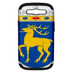 Coat of Arms of Aland Samsung Galaxy S III Hardshell Case (PC+Silicone)