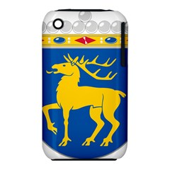 Coat of Arms of Aland iPhone 3S/3GS