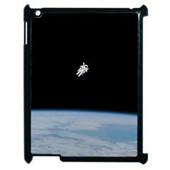Amazing Stunning Astronaut Amazed Apple iPad 2 Case (Black)