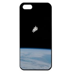 Amazing Stunning Astronaut Amazed Apple iPhone 5 Seamless Case (Black)