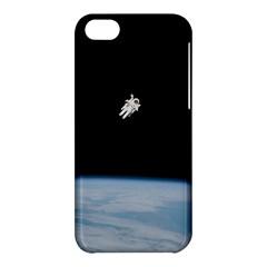 Amazing Stunning Astronaut Amazed Apple iPhone 5C Hardshell Case