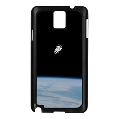 Amazing Stunning Astronaut Amazed Samsung Galaxy Note 3 N9005 Case (Black)