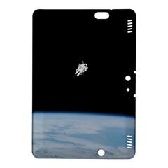 Amazing Stunning Astronaut Amazed Kindle Fire HDX 8.9  Hardshell Case