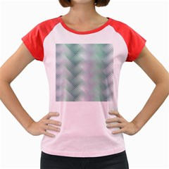 Jellyfish Ballet Wind Women s Cap Sleeve T-Shirt
