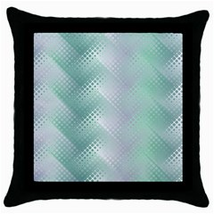 Jellyfish Ballet Wind Throw Pillow Case (black)