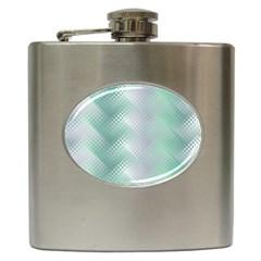 Jellyfish Ballet Wind Hip Flask (6 oz)