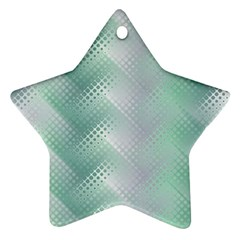 Jellyfish Ballet Wind Star Ornament (two Sides)