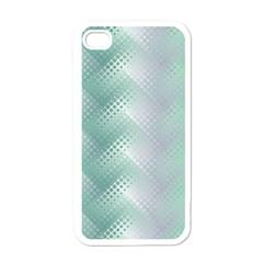 Jellyfish Ballet Wind Apple iPhone 4 Case (White)
