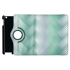 Jellyfish Ballet Wind Apple iPad 2 Flip 360 Case