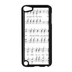 Jingle Bells Song Christmas Carol Apple iPod Touch 5 Case (Black)