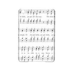Jingle Bells Song Christmas Carol iPad Mini 2 Hardshell Cases