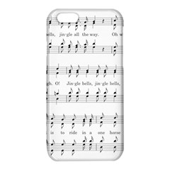 Jingle Bells Song Christmas Carol iPhone 6/6S TPU Case