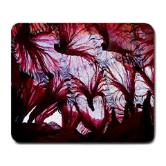 Jellyfish Ballet Wind Large Mousepads