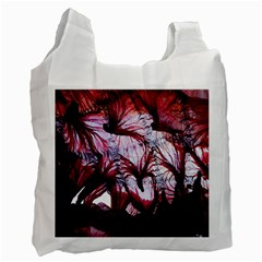 Jellyfish Ballet Wind Recycle Bag (one Side)