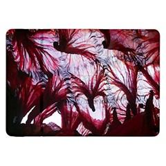 Jellyfish Ballet Wind Samsung Galaxy Tab 8.9  P7300 Flip Case