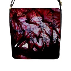 Jellyfish Ballet Wind Flap Messenger Bag (l)
