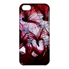 Jellyfish Ballet Wind Apple iPhone 5C Hardshell Case