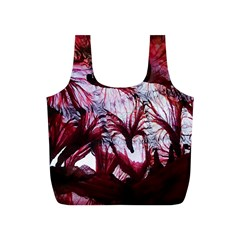 Jellyfish Ballet Wind Full Print Recycle Bags (S)