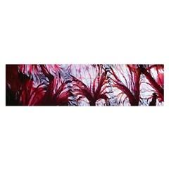 Jellyfish Ballet Wind Satin Scarf (Oblong)