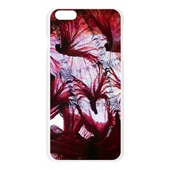 Jellyfish Ballet Wind Apple Seamless iPhone 6 Plus/6S Plus Case (Transparent)