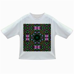 Digital Kaleidoscope Infant/Toddler T-Shirts
