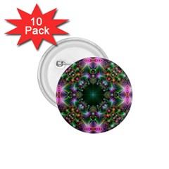 Digital Kaleidoscope 1 75  Buttons (10 Pack)