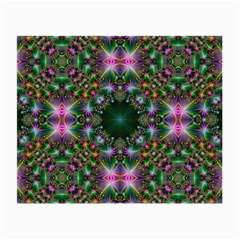 Digital Kaleidoscope Small Glasses Cloth (2-Side)