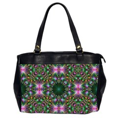Digital Kaleidoscope Office Handbags (2 Sides)