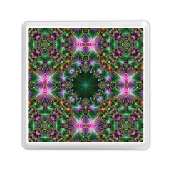 Digital Kaleidoscope Memory Card Reader (square)
