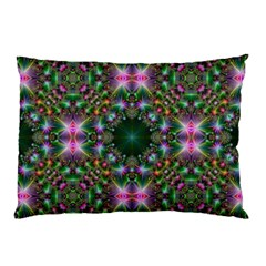 Digital Kaleidoscope Pillow Case (Two Sides)
