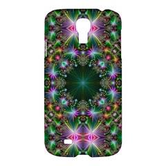 Digital Kaleidoscope Samsung Galaxy S4 I9500/I9505 Hardshell Case