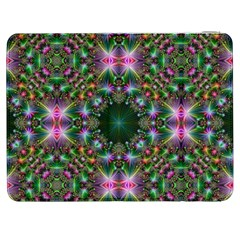 Digital Kaleidoscope Samsung Galaxy Tab 7  P1000 Flip Case