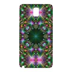 Digital Kaleidoscope Samsung Galaxy Note 3 N9005 Hardshell Back Case