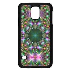 Digital Kaleidoscope Samsung Galaxy S5 Case (black)