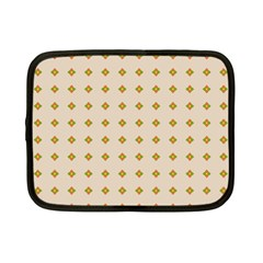 Pattern Background Retro Netbook Case (small)