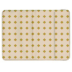 Pattern Background Retro Samsung Galaxy Tab 7  P1000 Flip Case