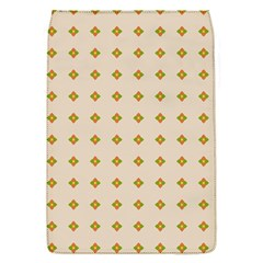 Pattern Background Retro Flap Covers (S)